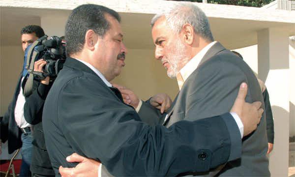 Hamid Chabat and Abdelilah Benkirane