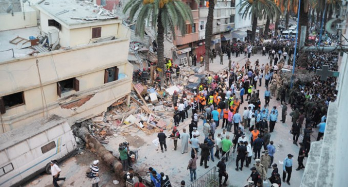 Collapse of 3 Buildings in Casablanca, Provisional Toll Climbs to 15 Dead