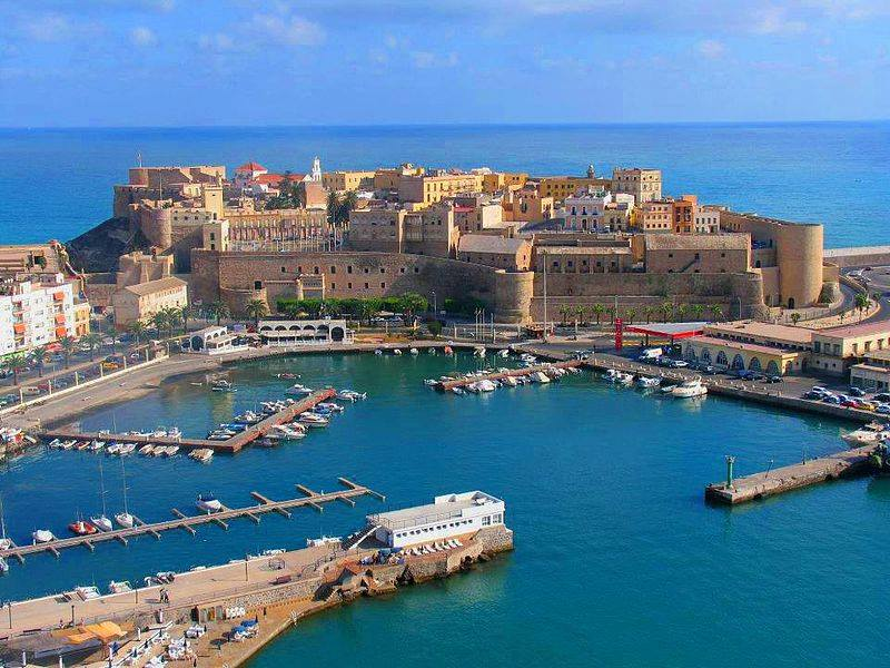 Image result for Ceuta and Melilla (Spain)