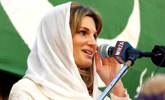 Jemima Marcelle Khan