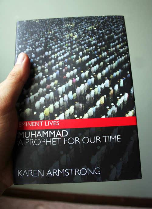 ]Karen Armstrong's Biography of Prophet Muhammad Dispels Prejudice