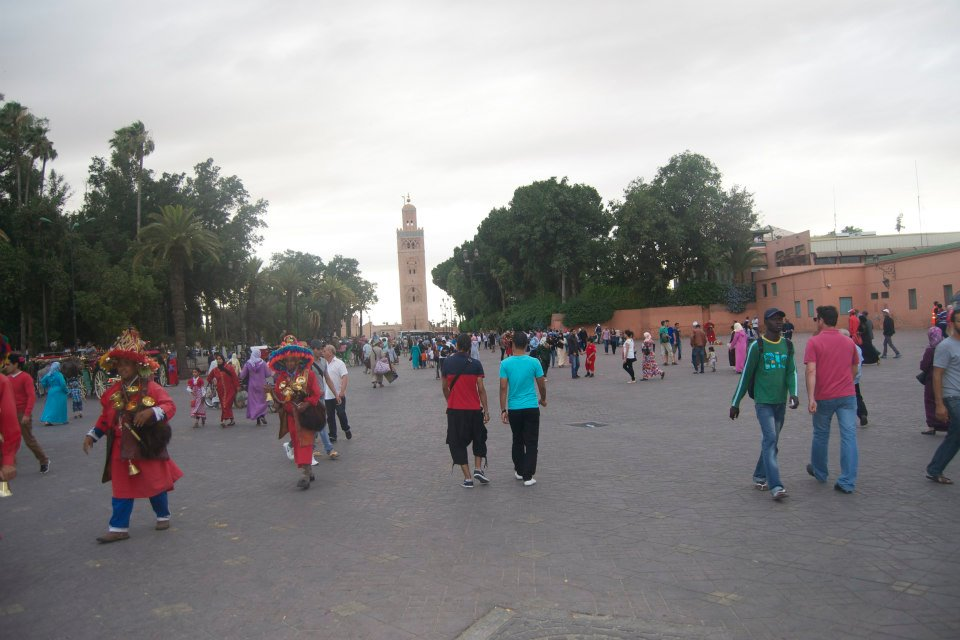 Marrakech, the Red City. Photo by Morocco World News
