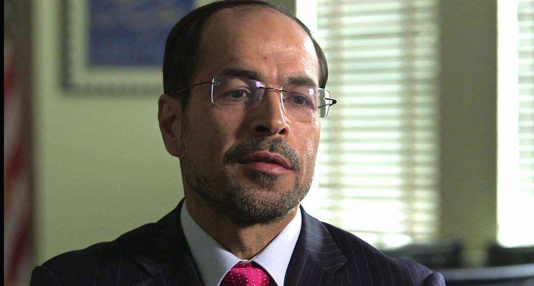 Nihad Awad, a Palestinian-American,