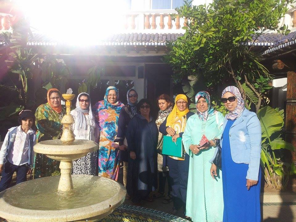 The Alliance of Women Writers of Morocco Founds a News Branch in Safi