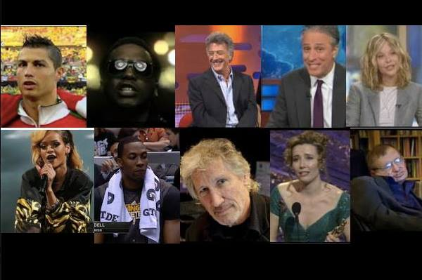 World Celebrities You Did Not Know Were Pro-Palestine