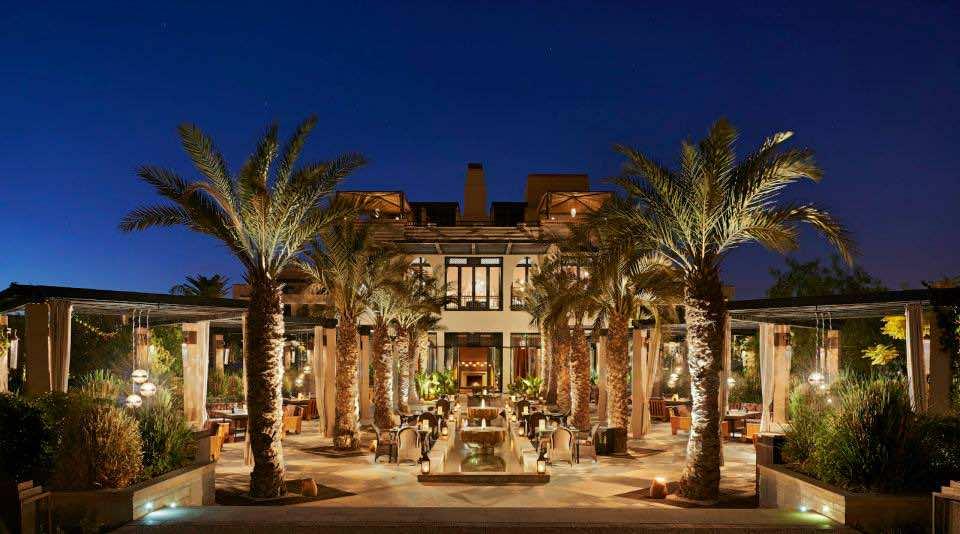 The Four Season Resort in Marrakech