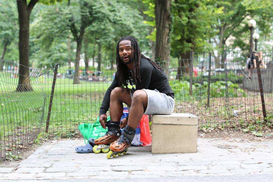 Brandon Stanton:Humans Of New York