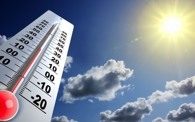 Weather: Rising Temperatures Ahead