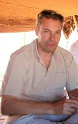 Mark Willenbrock is an explorer and entrepreneur who has spent over ten years in Morocco