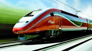 Moroccan High Speed Train