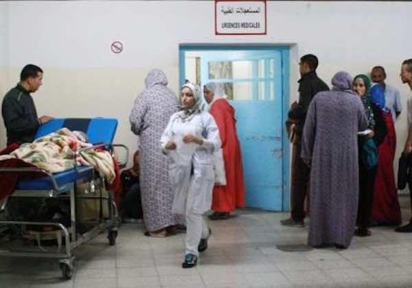 Moroccan Public Hospitals in Rabat