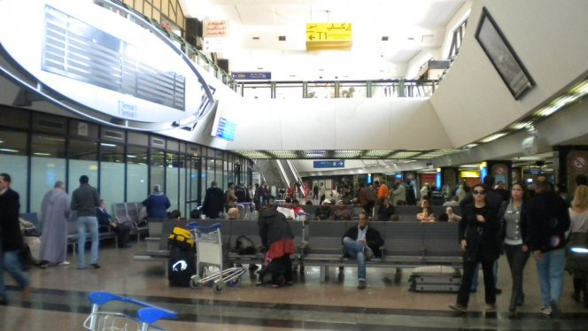 RAM Luggage Handlers' Strike Causes Chaos at Mohammed V Airport