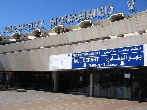 Morocco's Casablanca airport