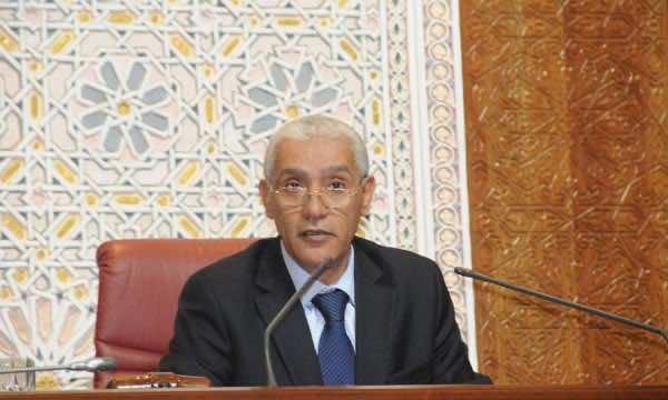 Rachid Talbi Alami, Presisdent of Moroccan House of Representatives