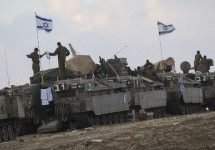 Second Consecutive Day of Israeli Strikes on Gaza Leave 4 People Injured