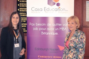 Casa Education and Napier University