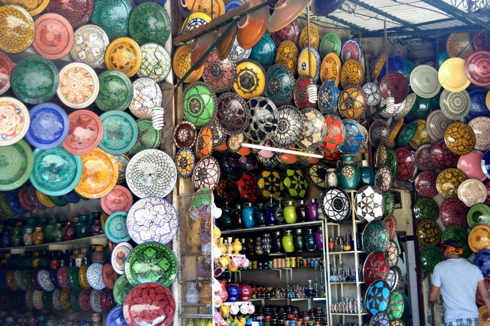 Items to buy while in Morocco