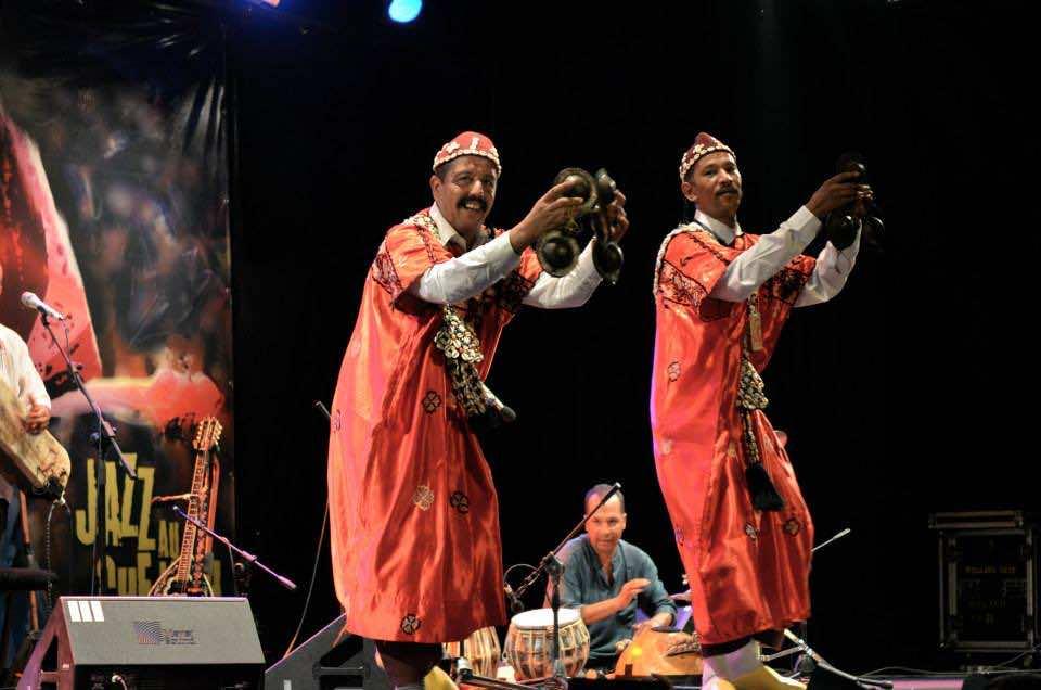 Jazz au Chellah, Gnawa Music