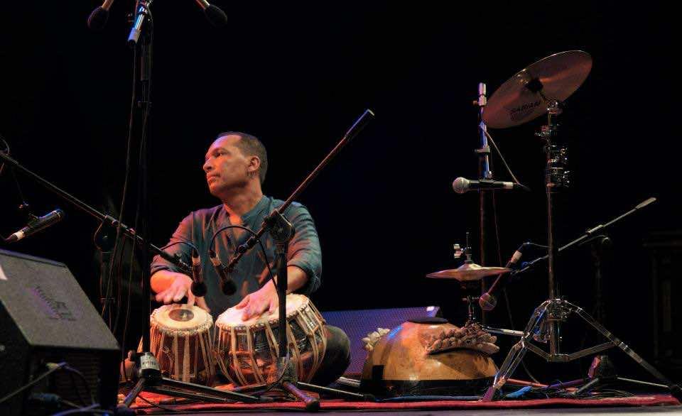 Jazz au Chellah in Rabat, Morocco