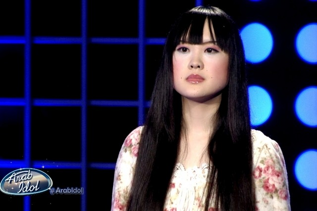 Arab Idol: Japanese singer Stuns Jury with Fairuz Song