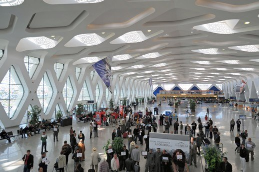 Marrakech Airport- Delays at Passport Control Anger Tourists