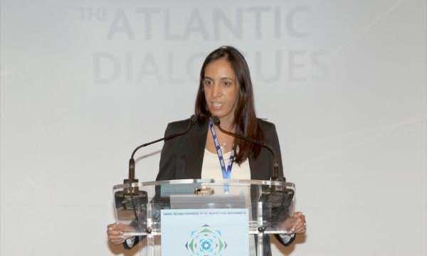 Minister Delegate for Foreign Affairs, Mbarka Bouaida