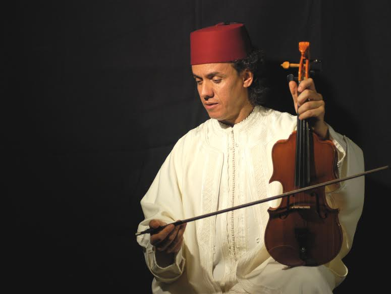 Moroccan-American Musician Rachid Halihal- Ambassador of Music and Culture