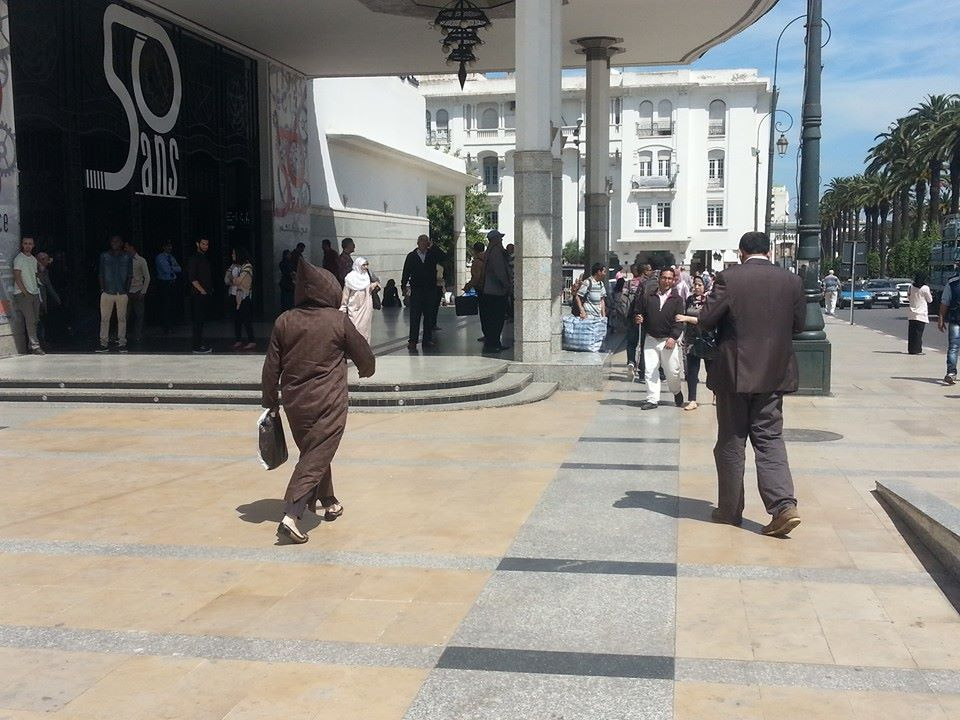 Rabat Ville Train Station. Photo by Morocco World News