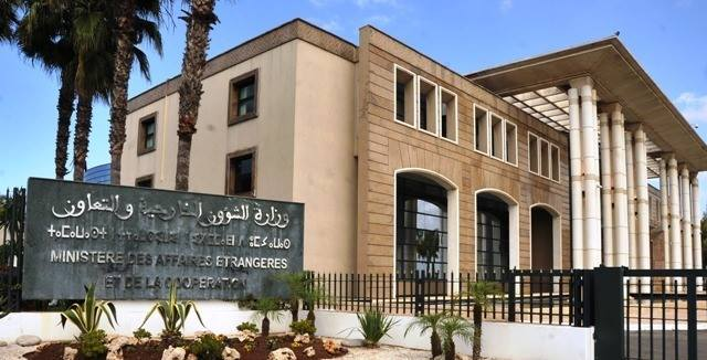 The Moroccan Ministry of Foreign Affairs