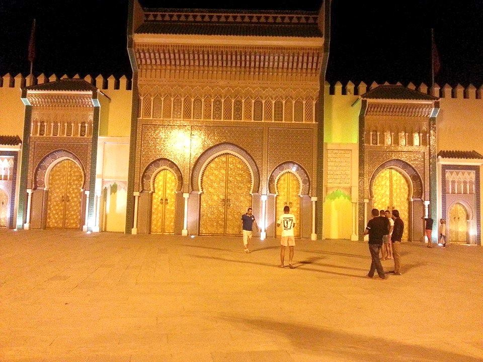The Royal Palace in Fez, Morocco. Photo by Morocco World News