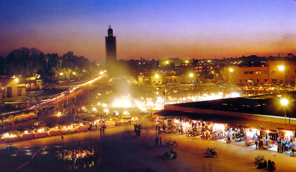 Marrakech Top Vacation Spot for Londoners