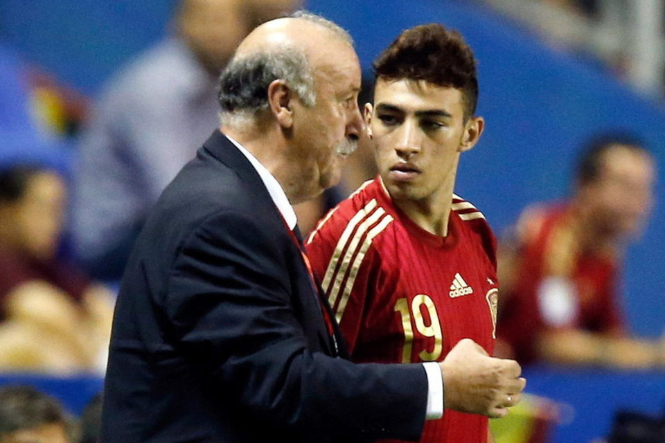 FIFA: Munir El Haddadi Cannot Join Moroccan National Team