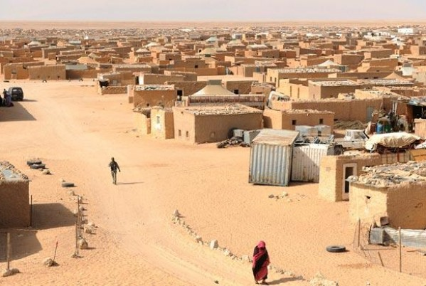 Human Rights in Tindouf Camps