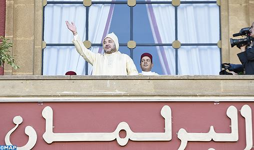 King Mohammed VI Calls on Parliament to Draw Ethics Charter for Political Action