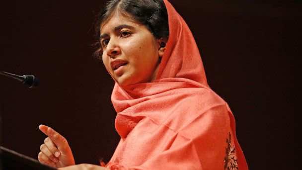 Malala Yousafzi Wins Nobel Peace Prize