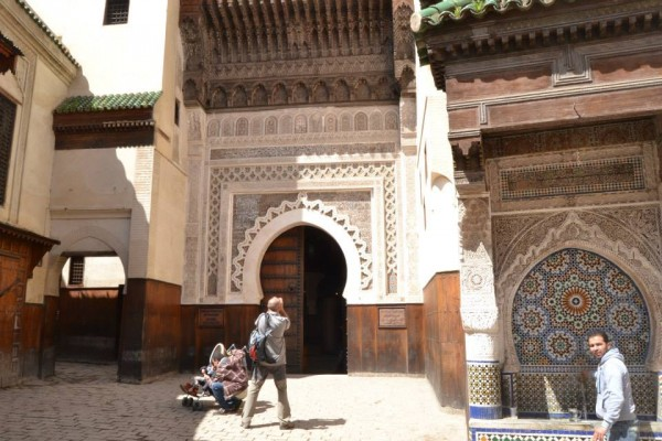 Moroccan Tourism, Fez. Visit Morocco