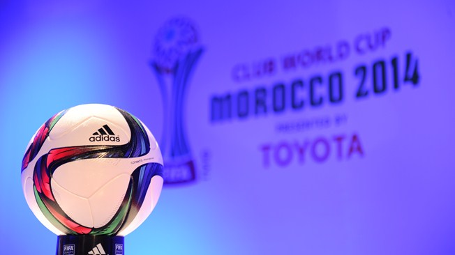 Official Draw of 2015 FIFA Club World Cup Takes Place in Marrakech