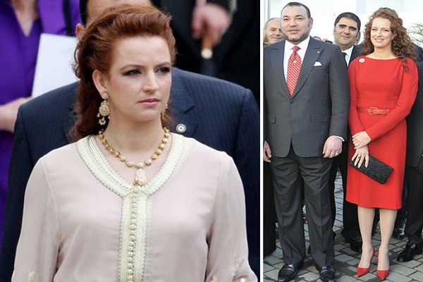 Lalla Salma Ranks third World's Most Beautiful First Lady | Morocco ...