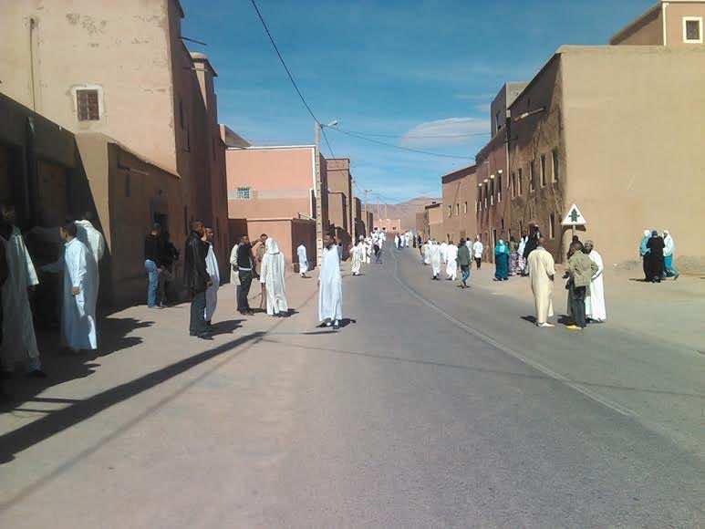 The Trip to Celebrate Eid Al-Adha in Boumalne Dades, Morocco