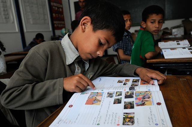 The UN Convention on the Rights of the Child issued its report on Moroccan education