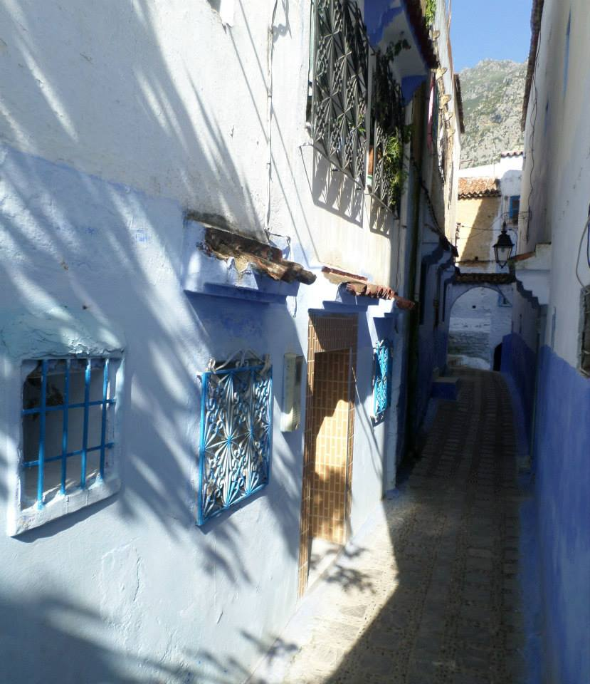 The beauty of Morocco. Tourism. Visit Morocco, Chefchaouen
