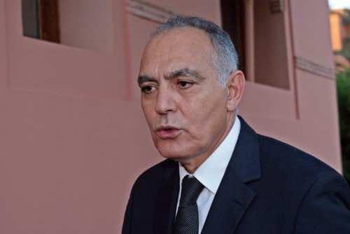 Salaheddine Mezouar, Morocco's foreign minister