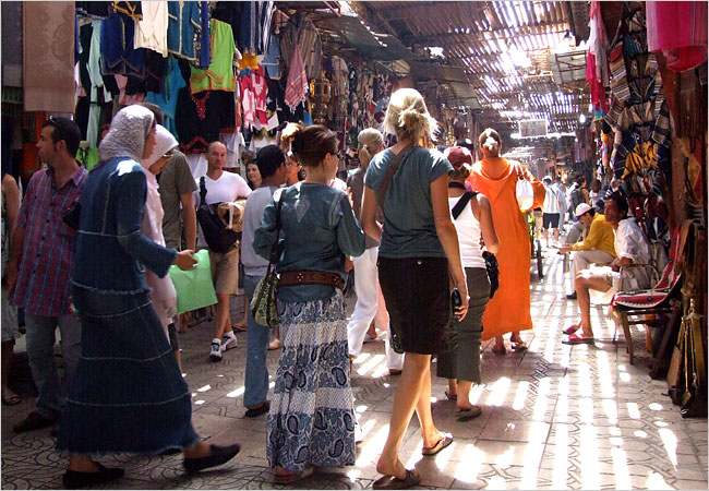 10 Million Tourists Visited Morocco in 2016