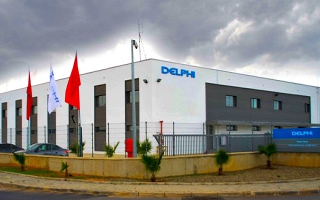 Morocco: Delphi opens third production unit in Kenitra