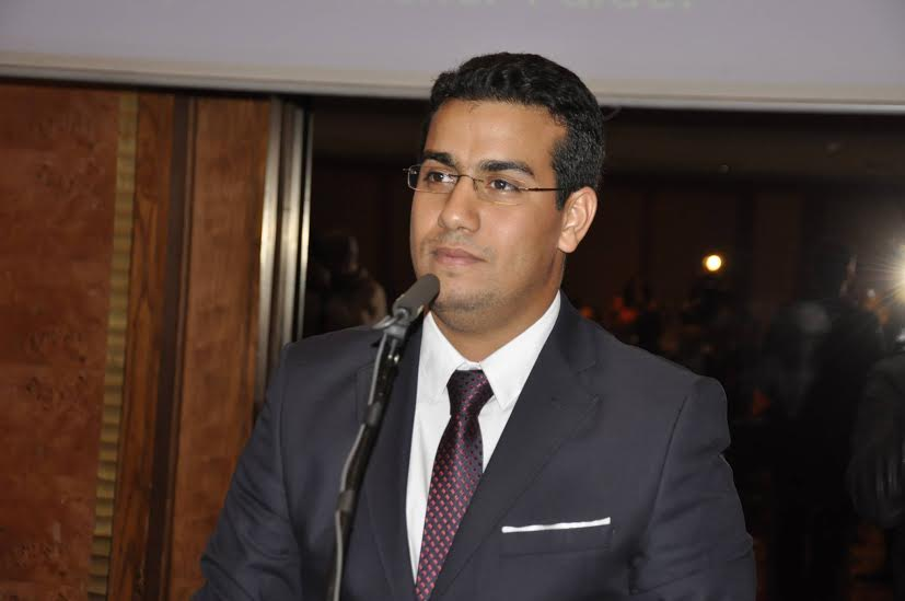 El Mehdi Ezzouate, president of Forum Anfa