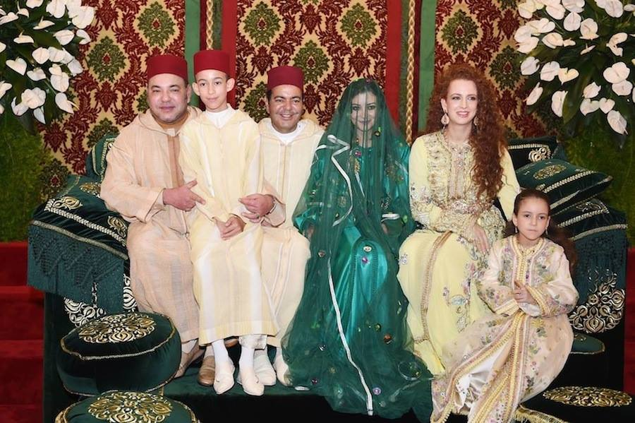 In Pictures- First Day of Prince Moulay Rachid's Wedding