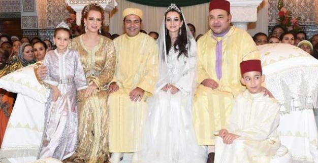 In Pictures Second Day of Prince Moulay Rachid's Wedding
