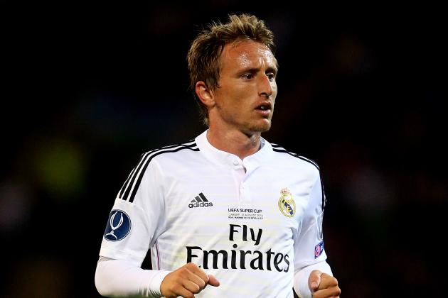 Real Madrid's Luka Modric could miss the Club World Cup in Morocco ...