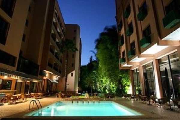 Marrakesh's Meriem Hotel