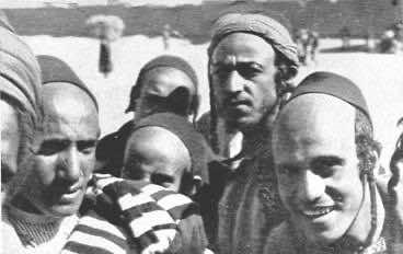 Old Jewish khamissa